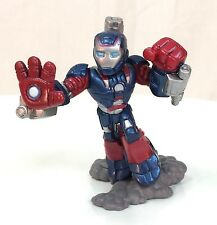 Marvel Super Hero Squad IRON PATRIOT Blast Off Variant - Target Exclusive   #060