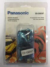 AURICOLARI ORIGINALI PANASONIC EB-EMD87
