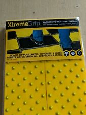 Xtreme Grip aggressive traction control stair treads 6 two pack