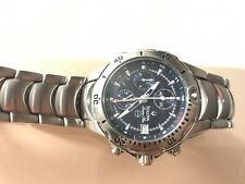 Bulova Men's Marine Star  Stainless Steel Quartz Watch