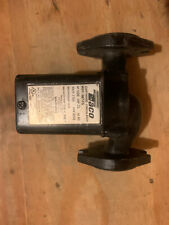 Taco 007 F4 Cast Iron Circulator Pump Tested