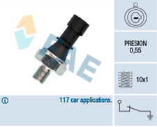 Oil Pressure Sensor Switch 12 for OPEL CORSA B 1.0 i 12V 1.4 16V C 1.2 Twinport