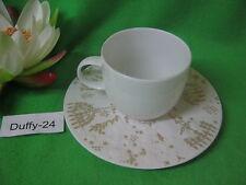 Kaffeetasse  Zauberflöte weiß / Gold von Rosenthal