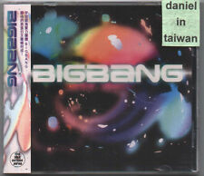 Bigbang: Bigbang - The first album (2009) Japan Korea / CD TAIWAN