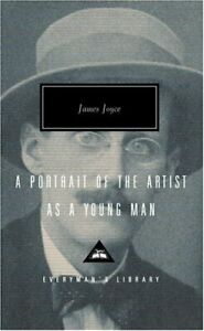 Portrait of the Artist As a Young Man Hardcover James Joyce