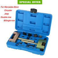 Timing Chain Remover Riveting Tool Camshaft for Mercedes-Benz Chrysler Jeep
