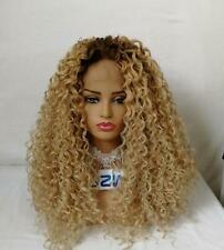 Long Wavey Small Volume Lace Front For Woman Synthetic Heat Resistant Wigs New