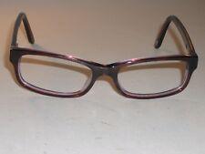 Ray Ban RB5187 2442 52 [] 16 140 schlanke rechteckige Flex Brille Frames nur