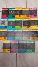 DDR Fachbuch Elektronik amateurreihe electronica Reihe verschiedene Bände