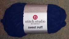 1 skein YOU CHOOSE COLOR Stitch Studio SWEET PUFF by Nicole~AC Moore Exclusive~
