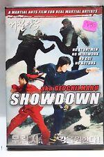 GEOCHILMARU THE SHOWDOWN ntsc import dvd