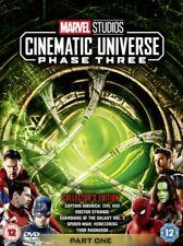 Neuf Marvel Phase 3 Partie 1 DVD