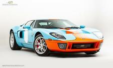 FORD GT // HERITAGE COLOURS // ROUSH SUPERCHARGED // LOW MILEAGE