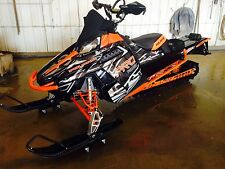 POLARIS 2015 GRAPHIC PRO RMK terrain dominator 121 144 155 163 decals WRAP KIT a