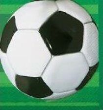 Football Party Lunch Napkins Pack Of 16