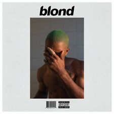 "Frank Ocean Blond poster wall art home decoration photo print 24"" x 24"" inches"