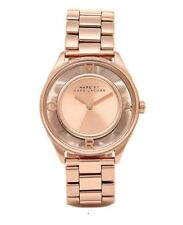 Marc Jacobs MJ3414 Women's Tether Rose Gold-tone Stainless Steel Watch