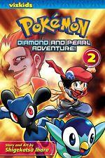 Pokemon Diamond and Pearl Adventure 2 Manga GN Hidenori Kusaka Yamamoto New Mint