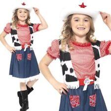 Disfraces de niña de color principal rojo