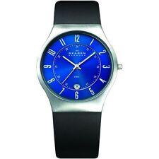 Genuine Leather Band Quartz (Battery) Luxury Watches