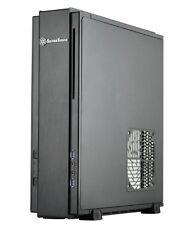 SilverStone Milo Z Mini-ITX / DTX Small Form Factor SFX Computer Case NEW