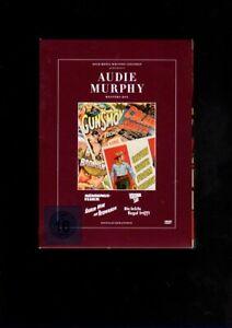 Koch Media  Audie Murphy  Western-Box  4 DVDs (2014)  (DVD)