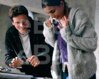 Love Actually (2003) Colin Firth, Lucia Moniz 10x8 Photo