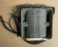 Federal Signal Emergency Siren Speaker 100w Dynamax Es100 With Mounting Bracket