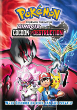 Pokemon the Movie: Diancie and the Cocoon of Destruction (DVD,2015)