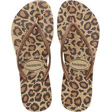 Sandali e scarpe slim beige in gomma per il mare da donna