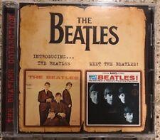 Introducing The Beatles + Meet The Beatles + Bonus Tracks (CD Maximum) Russian