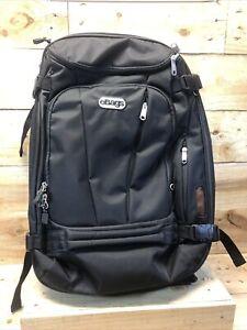 ebags mother lode weekender convertible black bag EB2146-22 Excellent unused