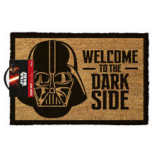 Fussmatte Fußmatte Abtreter Star Wars Darth Vader  Welcome to the Dark Side NEU