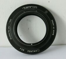 Genuine Tamron Adaptall 2 Lens Mount / Adapter Pentax M42 Screw Camera