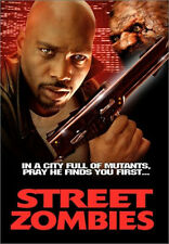 Street Zombies (DVD, 2002) James Black, Tom Hoover, Lori Scarlet *FREE Shipping*