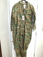 Tru Spec Mens Flight Coveralls 42 - 44  Ripstop New