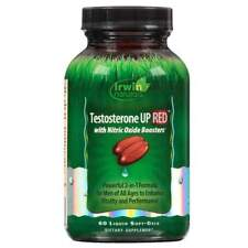Irwin Naturals Testosterone up Red 60ct May 2018