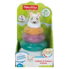 Linkimals Lights & Colors Llama, Musical Stacking Toy Baby 9 Months & Up