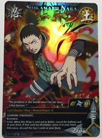 Carte Naruto Collectible Card Game CCG Foil Fancard #96 Limited Set 31