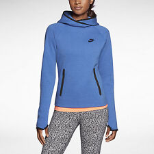 Nike 617186 Women's $90 Tech Fleece Hoodie Jacket Pull-over Long Sleeve Thermal