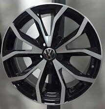 """Cerchi in lega Volkswagen Golf 5 6 7 GT Passat Scirocco da 16"""" Nuovi BICOLORE"""