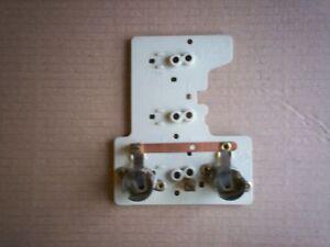 New Rubbolite 3179  Model 80  Bulbholder Single Pole Linked Double Bulb 5w 21w