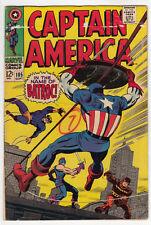 Captain America #105, Silver Age, Vg+, 1968