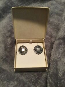 Tracey Mayer Cufflinks Chinese Coin