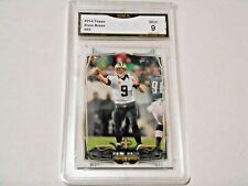 Drew Brees GRADED CARD!! Mint 9!! 2014 Topps #53 Saints MVP!! %-2