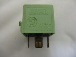 Multifunktionsrelais Relais Schliesserrelais Elektrik  BMW 61368373700