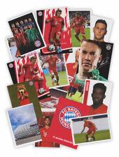 FC Bayern München Kollektion 2019/20 alle Sticker Karten Einzelauswahl deutsch