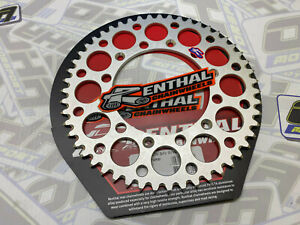 NEW Renthal Rear Sprocket for BMW G450X G450 X 2008 2009 2010 2011 51T 51 tooth