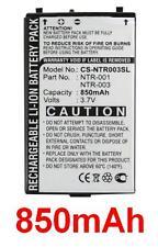 Batería 850mAh tipo NTR-001 NTR-003 Para Nintendo DS
