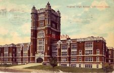 HUGHES HIGH SCHOOL, CINCINNATI, OH 1914